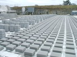 Concrete Brick And Block Manufacturer From Hyderabad