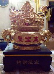 Feng Shui Vastu Wealth Bowl Success Positive Vibration 11