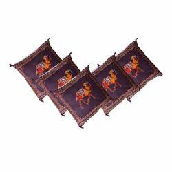 Decorative Cotton Cushion Cover