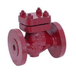 Zoloto Cast Steel Horizontal  Lift Check Valve