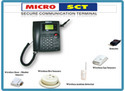 Secure Communication Terminal System