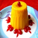 China Grass Mango Pudding