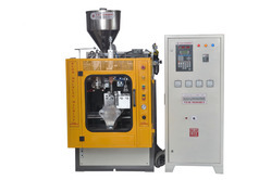 Single Station Single Head  Blow Molding Machine