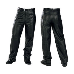 Men Leather Trousers