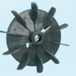 Plastic Fan Suitable For 71 Frame Size