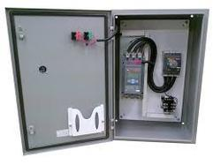 Three Phase Soft Starter Panel