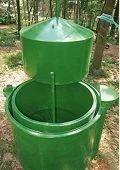 模块化FRP沼气厂,用于工业