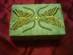 Fabric Jewellry Box