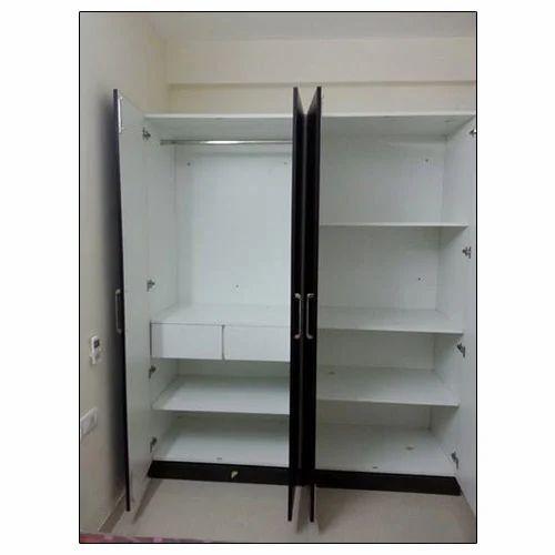 Modern Aluminium Kitchen Cabinet Design Malaysia: Simple Wooden Almirah