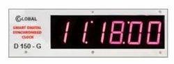 Wireless Smart Digital Synchronized Clock DC 150 with Gps