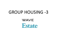 Wave Residency 2/3 BHK High Rise Apartments Sector 99, Mohal