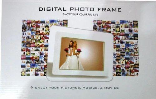 Digital Photo Frame 7 Inch Brand New - EME Services, Hyderabad | ID ...