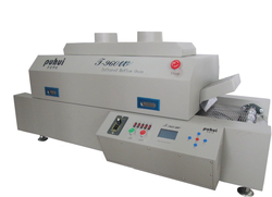 Mild Steel Semi-Automatic VD960 T960w Reflow Oven For LED Lights