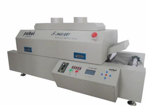 100-200 deg. Celsius VD960 T960w Reflow Oven for LED Lights