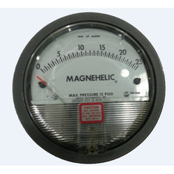 Dwyer Differential Magnehelic Gauge