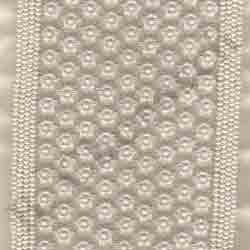 Embroidery Pearl Work