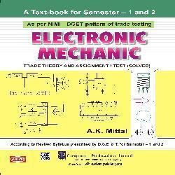 i t i books semester system electronic mechanic book sem 1 2