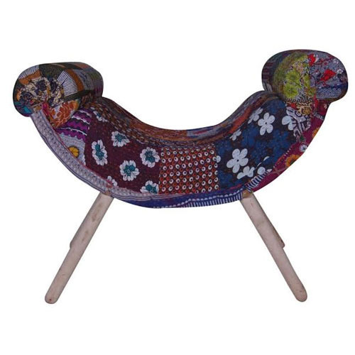 Patch Work Kantha Fabric Sofa