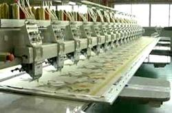 Used Swf Brand Embroidery Machines