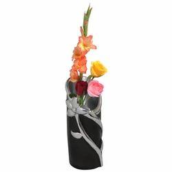 Polished Brass Flower Vase