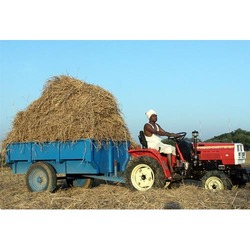 Mitsubishi Shakti Tractor Trolley