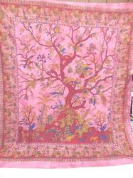 Tree of Life Tapestry Throw