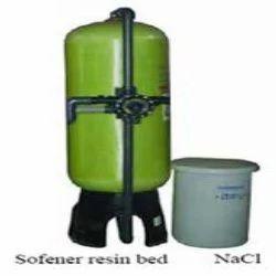 Softener Resin Bed