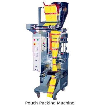 Packing Machines Pouch Packing Machine Manufacturer From