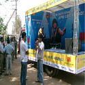 Mobile Vans Advertisement Services