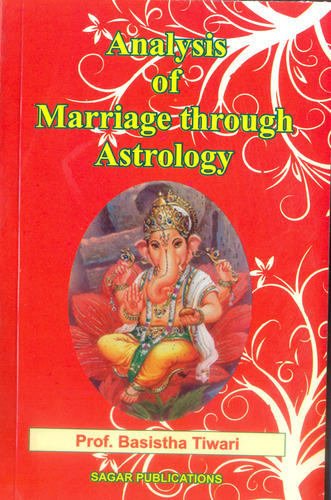 Astrology Books on Marriage - How To Analyse Married Life Books