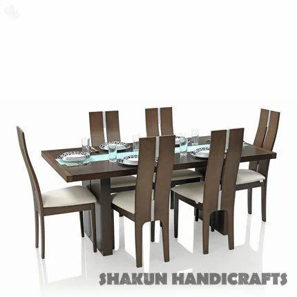 Super 6 Seater Mango Wood Dining Table Shakun Handicrafts Machost Co Dining Chair Design Ideas Machostcouk