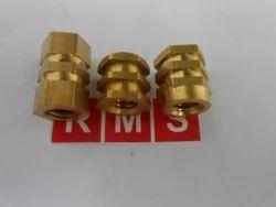 Brass Roto Molding Inserts