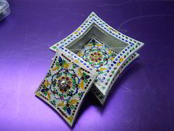 Wedding Meenakari Box