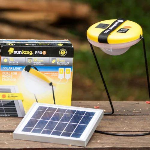 Solar Lanterns Sunking Pro2 Wholesaler From Mandla