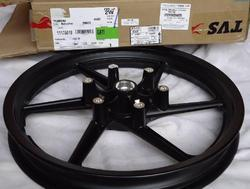 tvs alloy wheel