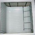 Galvanized Steel Window