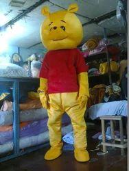 Pooh Mascot