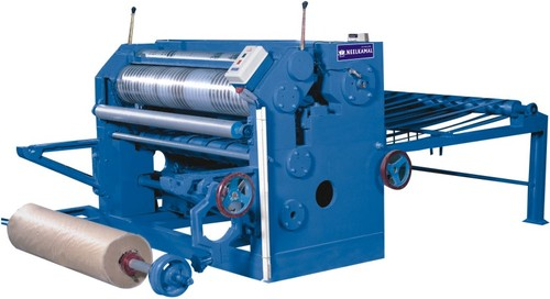 Paper Reel to Sheet Cutting Machine with PIV Box