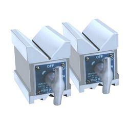 Ultra Leakproof Magnetic V Blocks