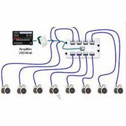 Multi Room Audio Automation
