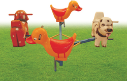 Merry Go Round Animal Playground Equipment