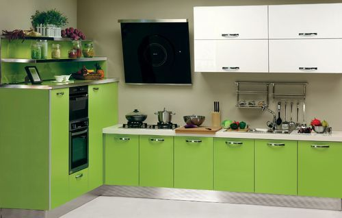 Designer Kitchen Furniture, Modular Kitchen Furniture | Sangam Vihar ...