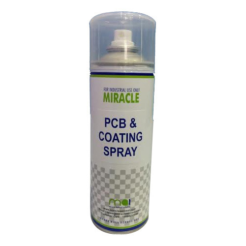 Miracl Electric Maintenance Aerosols - PCB Coating Spray