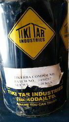 Industrial Grade Tiki Tar Tiki RBA Compound Bitumen Based Insulation Adhesive, 20 Lts Packing