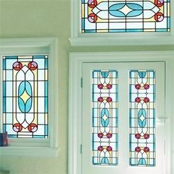 Stained Glass Window Films