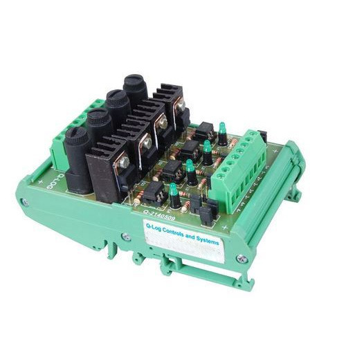 Dc Solid State Relay Board 5a