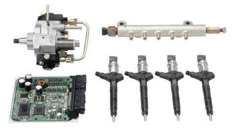 Common Rail Diesel Injectors