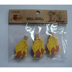 Book Mark Wooden Corn