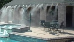 High Pressure Misting System - View Specifications & Details