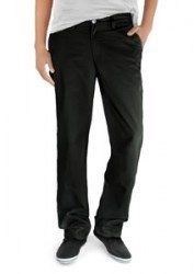 Black Men S Chino Trousers